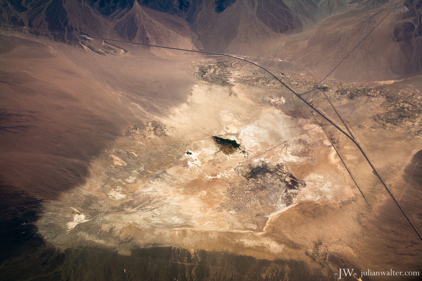 Julian Walter Photography - The Wild West from Above