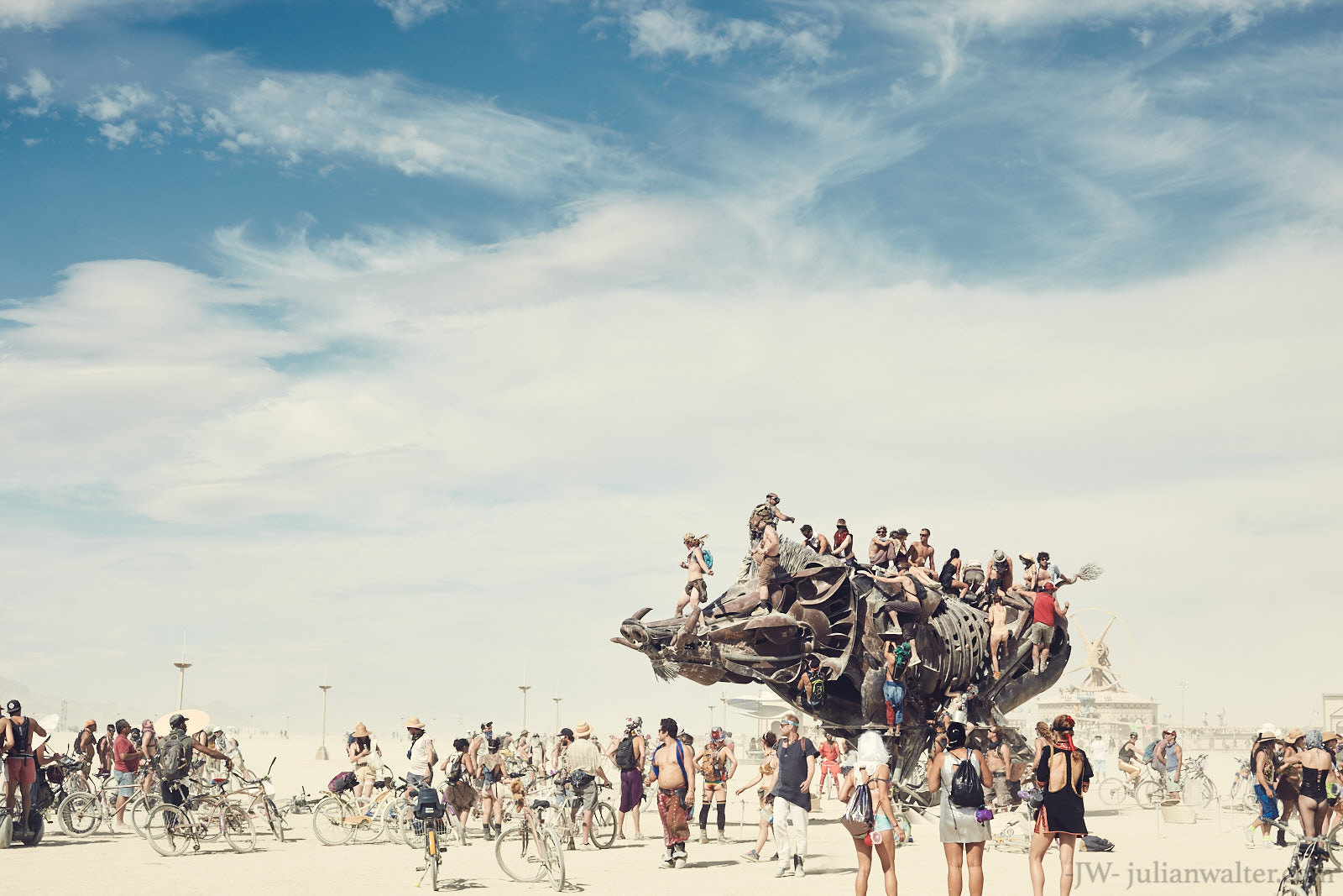 Burning Man 2016 - Julian Walter Photography