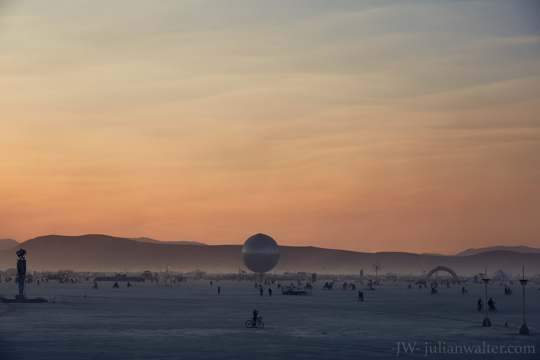 Burning Man 2018 - Julian Walter Photography