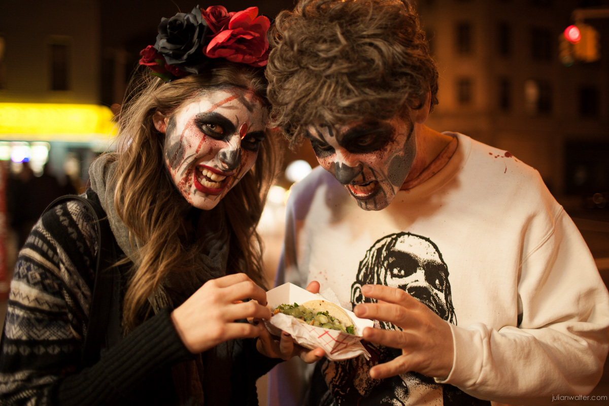 Julian Walter Photography - Halloween New York City