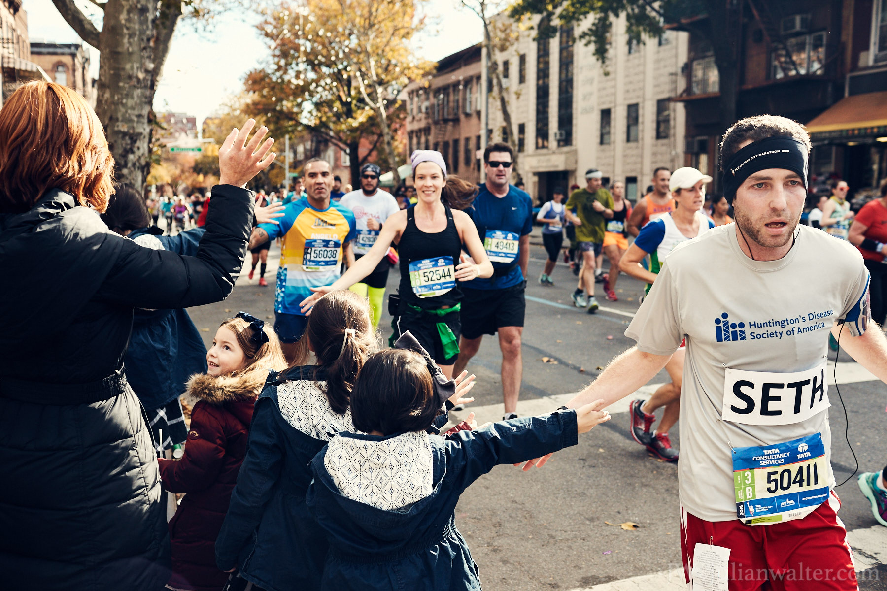 Julian Walter Photography - New York City Marathon