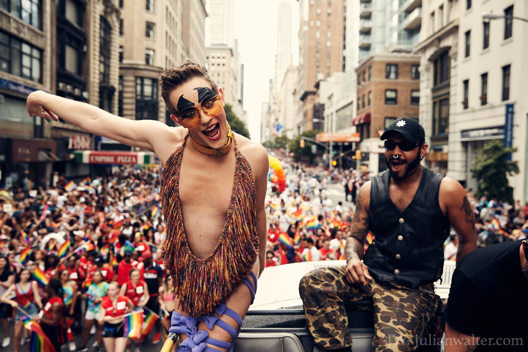 NYC Pride 2017 - Julian Walter Photography