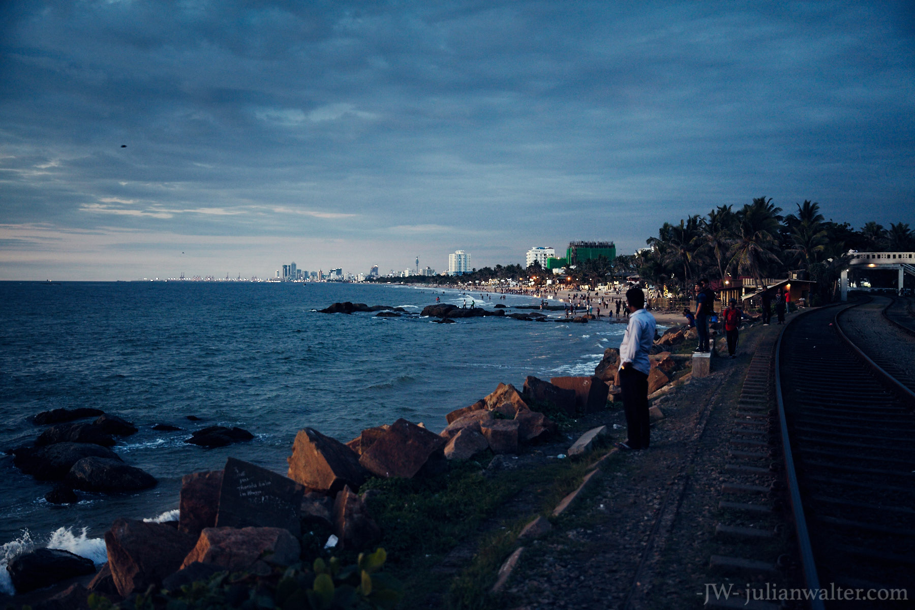 Sri Lanka Colombo - Julian Walter Photography