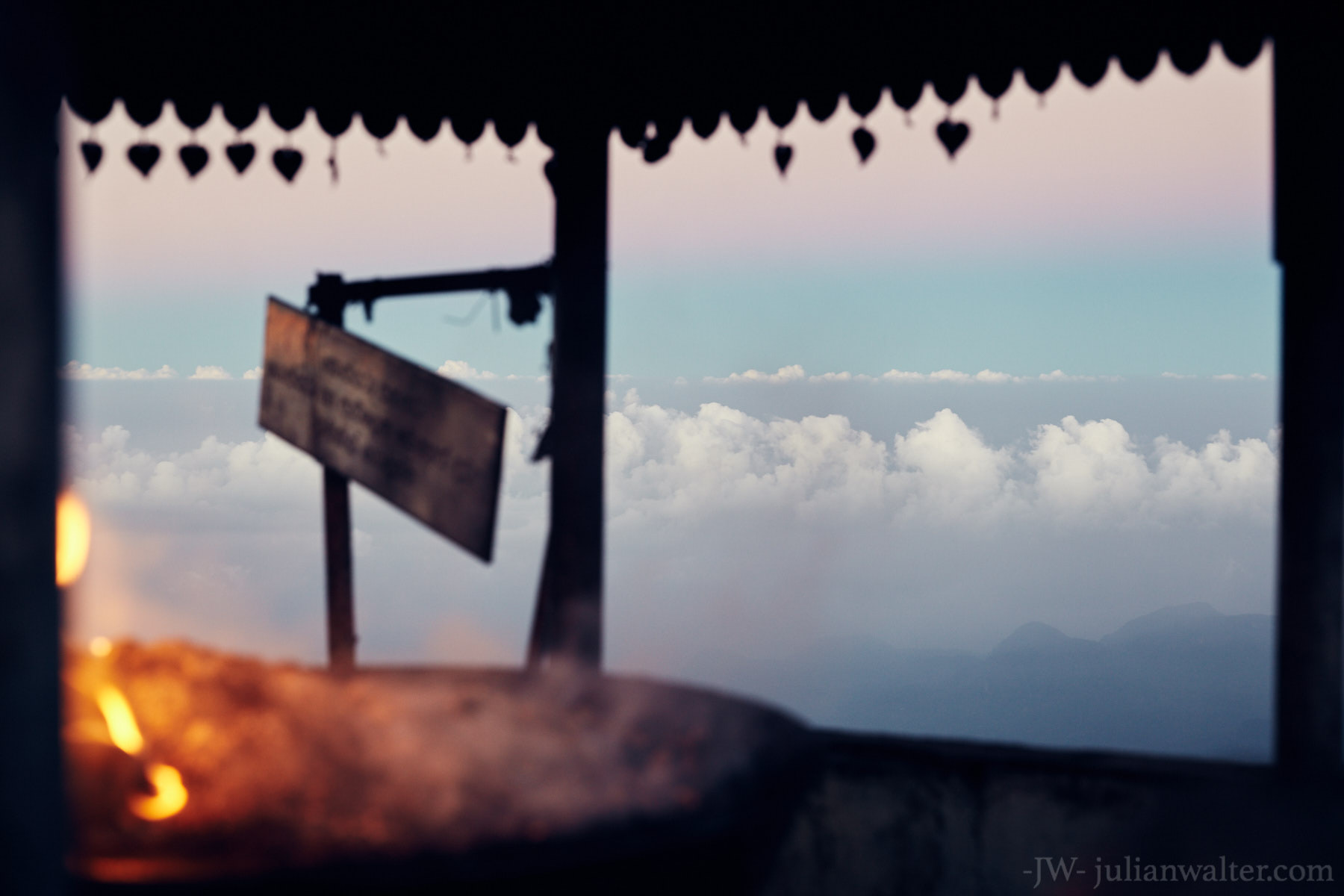 Sri Lanka Adam's Peak - Julian Walter Photography