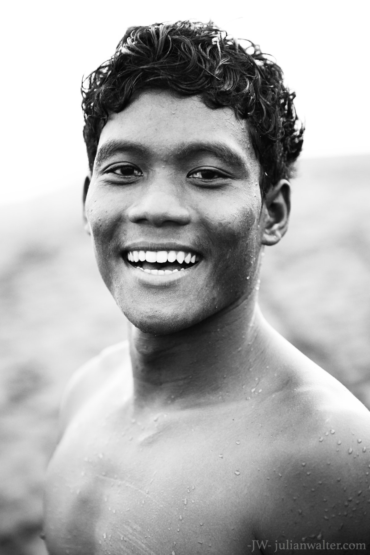 Surf Portraits Bali - Julian Walter Photography